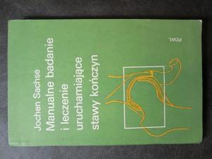 náhled knihy - Manualne badanie i leczenie uruchamiajace stawy kończyn