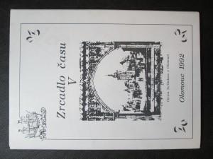 náhled knihy - Zrcadlo času V