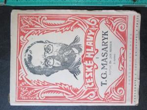 náhled knihy - České hlavy 1. T. G. Masaryk