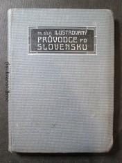 náhled knihy - Ilustrovaný průvodce po Slovensku