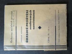 náhled knihy - Úrazové pojištění soukromých zaměstnanců