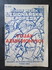 náhled knihy - Legionářská epopeja. Voják a bůh Dionysos, č. 88