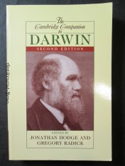 náhled knihy - The Cambridge Companion to Darwin. Second edition