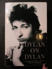 náhled knihy - Dylan on Dylan