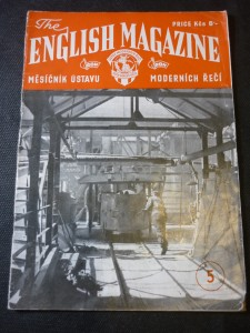 náhled knihy - The English magazine n. 5