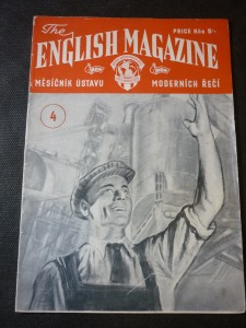 náhled knihy - The English magazine n. 4