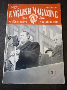 náhled knihy - The English magazine n. 3