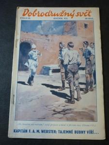 náhled knihy - Dobrodružný svět č. 35