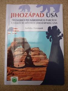 náhled knihy - Jihozápad USA : národní parky i města Jihozápadu USA ve dvou týdnech