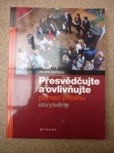 náhled knihy - Přesvědčujte a ovlivňujte pomocí příběhů storytelling