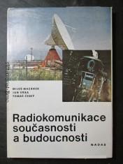 náhled knihy - Radiokomunikace současnosti a budoucnosti