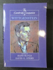 náhled knihy - The Cambridge Companion to Wittgenstein