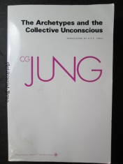 náhled knihy - The Archetypes and the Collective Unconscious. CG Jung