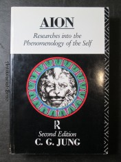 náhled knihy - AION. Researches into the Phenomenology of the Self