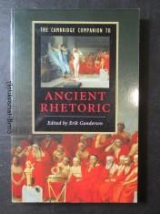 náhled knihy - Ancient rhetoric
