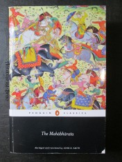 náhled knihy - The Mahábhárata