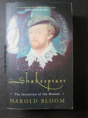 náhled knihy - Shakespeare. The Invention o the Human