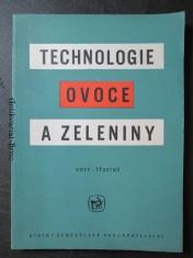 náhled knihy - Technologie ovoce a zeleniny
