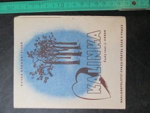 náhled knihy - Kalinka. Ruská národní píseň