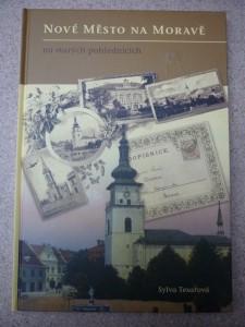 náhled knihy - Nové Město na Moravě : na starých pohlednicích