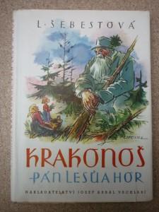 náhled knihy - Krakonoš, pán lesů a hor