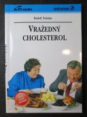 náhled knihy - Vražedný cholesterol