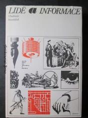 náhled knihy - Lidé a informace