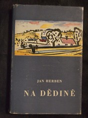 náhled knihy - Na dědině : Výbor z próz