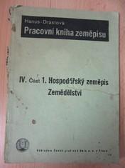 náhled knihy - Pracovní kniha zeměpisu : část 1. Hospodářský zeměpis - Zemědělství