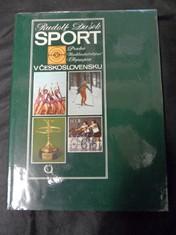 náhled knihy - Sport v Československu