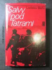 náhled knihy - Salvy pod Tatrami