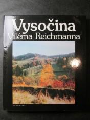 náhled knihy - Vysočina Viléma Reichmanna