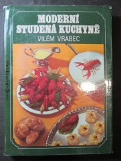 náhled knihy - Moderní studená kuchyně