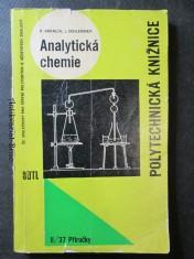 náhled knihy - Analytická chemie