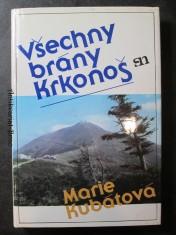 náhled knihy - Všechny brány Krkonoš