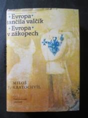 náhled knihy - Evropa tančila valčík ; Evropa v zákopech
