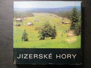 náhled knihy - Jizerské hory