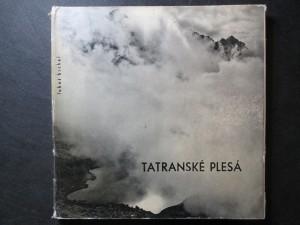 náhled knihy - Tatranské plesá