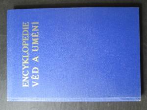 náhled knihy - Encyklopedie věd a umění. Výklady a definice nejdůležitějších pojmů z jednotlivých oborů věd a umění. Díl druhý