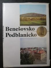 náhled knihy - Benešovsko-Podblanicko