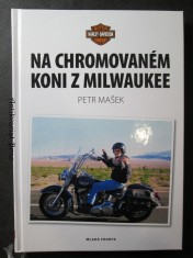 náhled knihy - Na chromovaném koni z Milwaukee