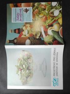 náhled knihy - Sešity domácího hospodaření (svazek 100) - Saláty po celý rok
