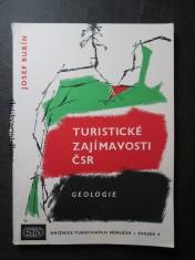 náhled knihy - Turistické zajímavosti ČSR. Geologie