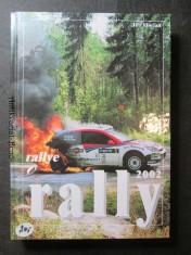 náhled knihy - Rallye o rally 2002