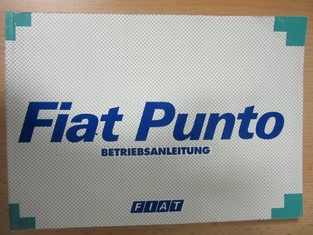 náhled knihy - Fiat punto