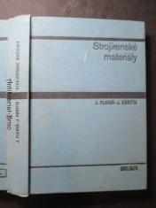 náhled knihy - Strojírenské materiály