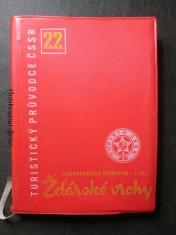 náhled knihy - Žďárské vrchy. Českomoravská vrchovina I. díl