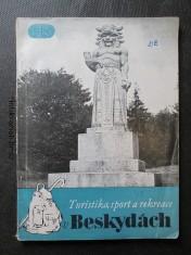 náhled knihy - Turistika, sport a rekreace v Beskydách