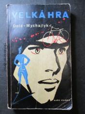 náhled knihy - Velká hra. špionážní román