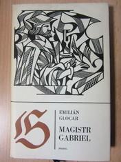 náhled knihy - Magistr Gabriel